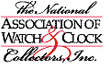 National Association of Watch and Clock Collectors logo