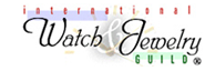Watch and Jewelry Guild logo