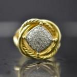 DAVID-YURMAN-DIAMOND-RING