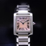 Stainless Steel Cartier Tank Francaise